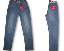Stooker Damen Stretch Jeans Hose  - Zermatt - SLIM FIT -  Authentic Light Used -