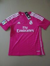 "Maillot Adidas""Real Madrid"".T.11/14 Ans.Neuf Etiqueté"