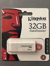 Kingston Datatraveler 32GB USB Flash Drive