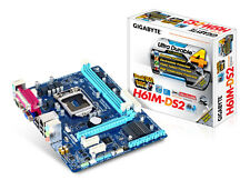 Gigabyte H61M-DS2 LGA 1155 2 DDR3 slot, serial, Parallel port Support Win XP-10