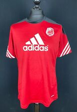 Rugby Milano A.S. Adidas Training Shirt Men's Size L Rugby Jersey Rare Climalite