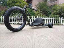 6.5HP MOTORISED DRIFT TRIKE HUFFY SLIDER FAT BOY GOKART DRIFTING FULL SIZE