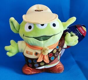 """Disney Store Limited Edition Russell Alien Remix soft plush 9"""" ~ BNWT"""