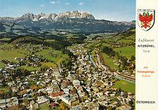 AK aus Kitzbühel, Alpine Luftbild, Tirol  (A8)