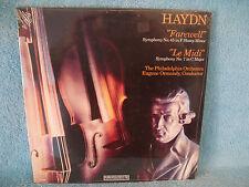 Eugene Ormandy, Haydn: Farewell / Le Midi, Columbia P 14181, 1977, SEALED