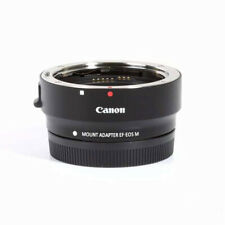 Canon EF-M Lens Adapter for Canon EF / EF-S Lenses (EF-EOS M) 6098B003