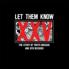 Let Them Know - The Story Of (Cd Box Set) (NEW CD)