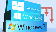 Windows 7 /8.1/10 32 & 64 bit All in One USB  repair and reinstall