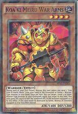 YU-GI-OH: KOA'KI MEIRU WAR ARMS - SHATTERFOIL RARE - BP03-EN061 - 1st EDITION