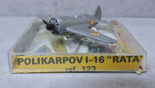 AVIONES PLAY ME Ref: 123 POLIKARPOV I-16 RATA piano in Scatola
