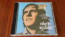 ROBERTO VECCHIONI - L'UOMO CHE SI GIOCA IL CIELO A DADI - CD