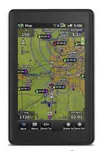 Garmin aera 660 Pacific aviation rugged gps navigator 3D wireless flight map