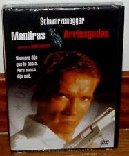 MENTIRAS ARRIESGADAS DVD NUEVO PRECINTADO ACION AVENTURAS (SIN ABRIR) R2