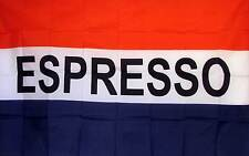 Espresso Flag 3' X 5' Indoor Outdoor Multi-Color Banner