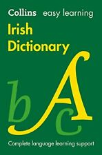 Easy Learning Irish Dictionary (Collins Easy Learning Irish), Dictionaries..