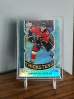 2019-20 Upper Deck Series 2 TRICKSTERS Johnny Gaudreau #T-6 SP *FLAMES*