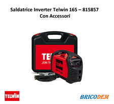 Saldatrice inverter Telwin Force 165 815857