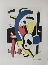 Fernand Léger  - Lithographie - Signed - numbered - COA