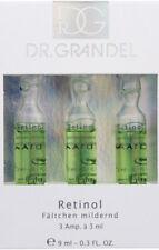 Dr Grandel Active RETINOL AMPOULE  3 ml x 24 Pro size.