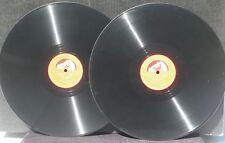 Guitry Les femmes et l'amour 2 x 78 trs  / 78 RPM Gramophone DB 4951 & 4952 NM