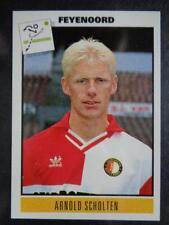 Panini Voetbal '94 - Arnold Scholten Feyenoord #12
