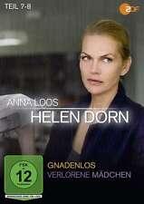 Helen Dorn: Teil 7-8 Gnadenlos / Verlorene Mädchen - DVD