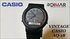 VINTAGE CASIO AQ-18, ANA/DIGI  QW.863 , AÑO 1988