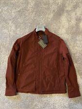 Belstaff Grove Jacket In BlackBerry Bnwts Size 42/52