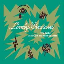 NICK CAVE & THE BAD SEEDS -  Lovely Creatures: The Best Of  - 2 CD Set - NEU/OVP