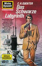 Mister DYNAMITE - Das schwarze LABYRINTH - C. H. GUENTER tb (1985)
