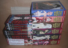 Dance in the Vampire Bund Vol. 1-17 & More Manga Graphic Novels Set English