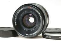 【Near MINT】 Contax Carl Zeiss Distagon T* 35mm f2.8 AEJ CY Mount Lens From JAPAN
