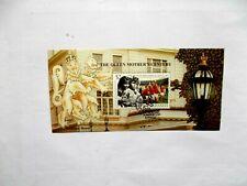 BAHAMAS: 1999 Queen Mother's Century Sheet VFU MS1183
