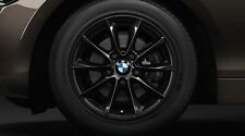 BMW 1 Series F20 F21 2ER F22 Winter Complete Wheel Set V SPOKE 411 Black