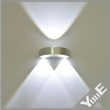 Indoor 3W LED Wall Lamp AC110V/220V bedroom Decorate sconce Cold White / Warm