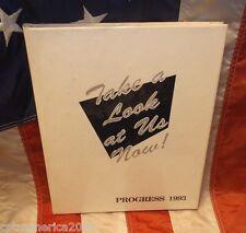 Washington Union High School Class of 1993 Year Book - Fresno California !!