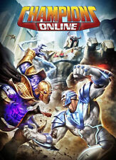 Champions Online  (PC, 2009) MMO Super Hero Game