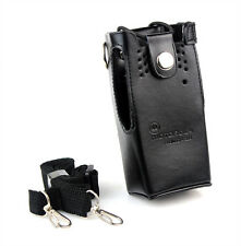 Hot Faux PU Leather Case/ Holder for Motorola Radio GP328/338 GP340 GP360 GP380