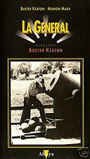 The general Buster Keaton vintage movie poster print