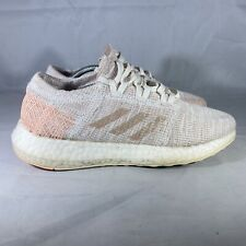 Adidas Pureboost GO Size 5Y/ Women's Sz 6 Running Shoes Pink B42328 Orig $100