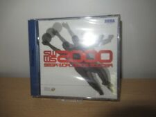 Sega Dreamcast Sega Worldwide Soccer 2000  NEW sealed  PAL