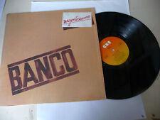 """BANCO MUTUO SOCCORSO""""URGENTISSIMO-disco 33 giri CBS It 1980"""" PERFETTO"""