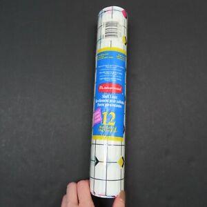 "Rubbermaid Shelf Liner Pizazz Multicolor Pattern Retro Geometric 10 Yards x 12"""