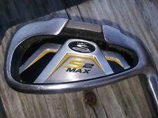 Used RH Cobra S2 Max Single 7 Iron Aldila 60g Graphite Shaft  Regular R - Flex