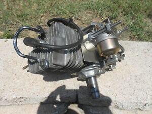 Toro Suzuki 2 cycle engine. Rebuilt. 30 day guarantee