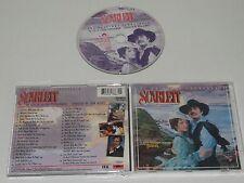 SCARLETT/SOUNDTRACK/JOHN MORRIS(POLYDOR 523 867-2) CD ALBUM