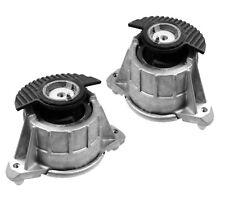 2008-2013 Mercedes-Benz W204 W212 C E CLASS Engine Motor Set 2PCS Hydraulic!!