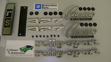 Emblem Kit 30pc w/ fasteners 68 Camaro RS 327 *In Stock* Rally Sport badges logo
