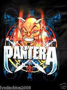 Vintage Pantera Shirt (Size S)