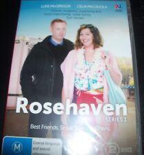 Rosehaven Series 1 (Luke McGregor Celia Pacquola) (Australia Region 4) DVD NEW